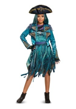 Deluxe Descendants 2 Uma Girls Costume