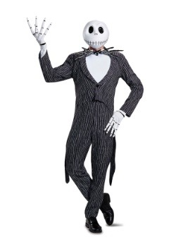 Jack Skellington Prestige Adult Costume