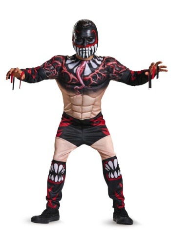Finn Balor Classic Child Muscle Costume