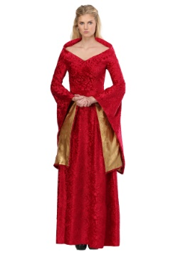 Women's Lion Queen Costume
