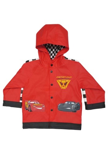 Disney Cars 3 Raincoat