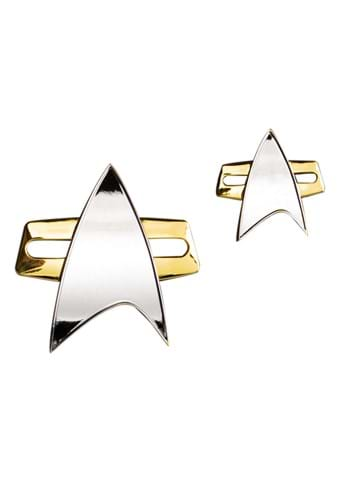 Star Trek Voyager Magnetic Communicator Badge