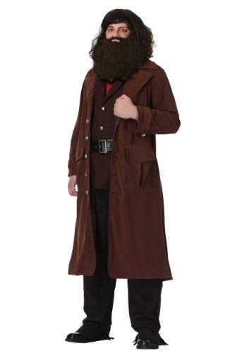 Adult Deluxe Hagrid Costume