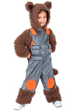 kids Guardians of the Galaxy Raccoon Costume