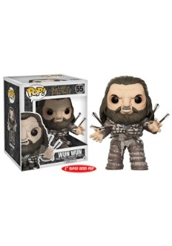 "Game of Thrones Wun Wun w/ Arrows 6"" POP Vinyl Figure"