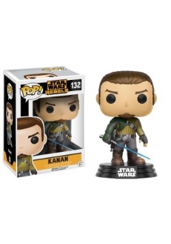 Star Wars Rebels Kanan Jarrus Bobblehead POP! Vinyl Figure