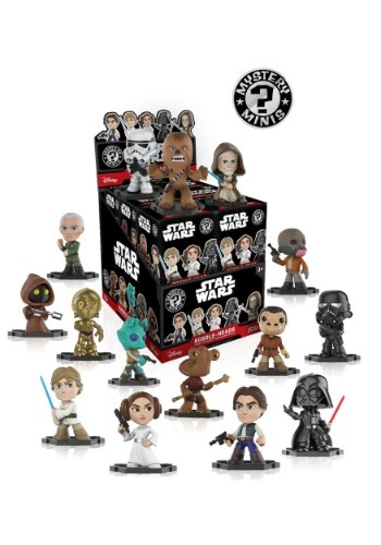 Mystery Mini: Star Wars - 40th Anniversary
