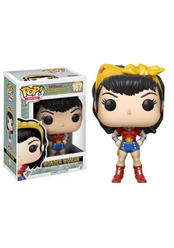 POP Heroes: DC Bombshells - Wonder Woman w/CHASE