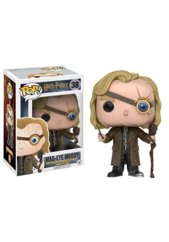 POP Harry Potter: Mad-Eye Moody Vinyl Figure