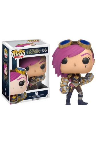 League of Legends Vi POP! Vinyl Figure