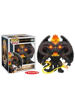 "Pop 6"": LOTR/Hobbit - Balrog"