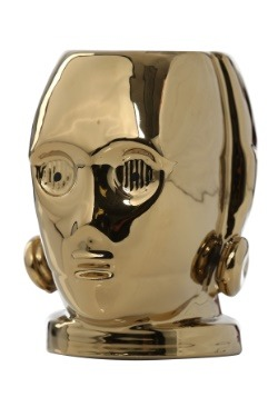 Star Wars C3PO Sculpted Mug