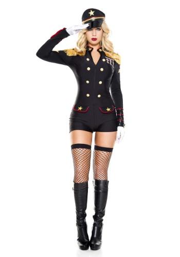 Military General Women's Costume