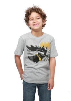 Lego Batman Batman Strikes Boys T-Shirt