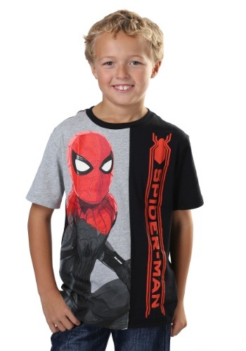 Boy's Glow in the Dark Spider-Man Homecoming Symbol