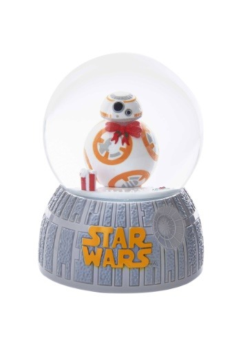 BB-8 Wind-Up Musical Water Globe