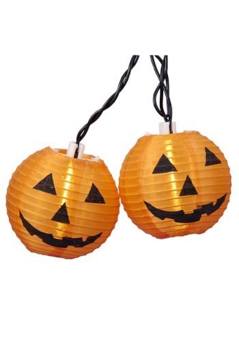 Pumpkin Lantern Light Set