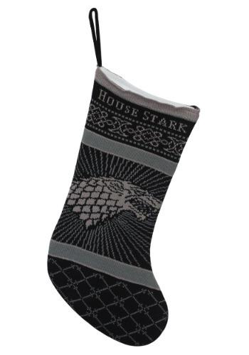 Game of Thrones Stark Sigil Knit Stocking
