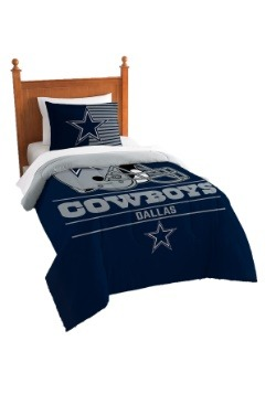 Dallas Cowboys Twin Comforter Set
