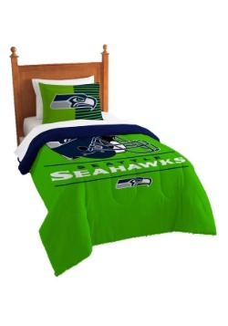 Seattle Seahawks Twin Comforter Set