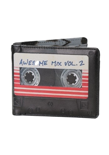 Guardians of the Galaxy Mix Tape Bi-Fold Wallet