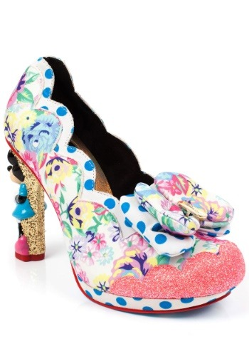 Disney Sherbet Ice Cream Minnie Character Heels