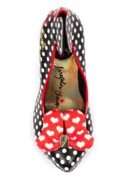 Disney Oh My! Polka Dot Minnie Character Heels