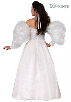 Labyrinth Adult Sarah Costume Back