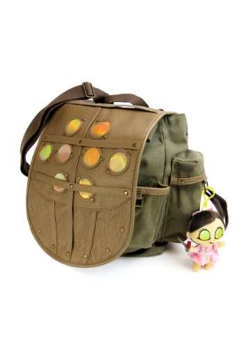 BioShock Big Daddy Backpack with Little Sister Mini Stuffed