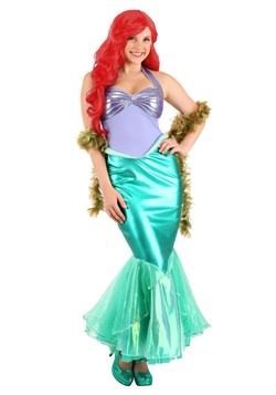 Disney Little Mermaid Ariel Deluxe Adult Costume