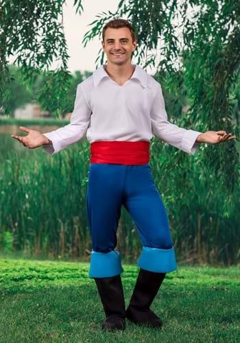 Disney Prince Eric Deluxe Adult Costume