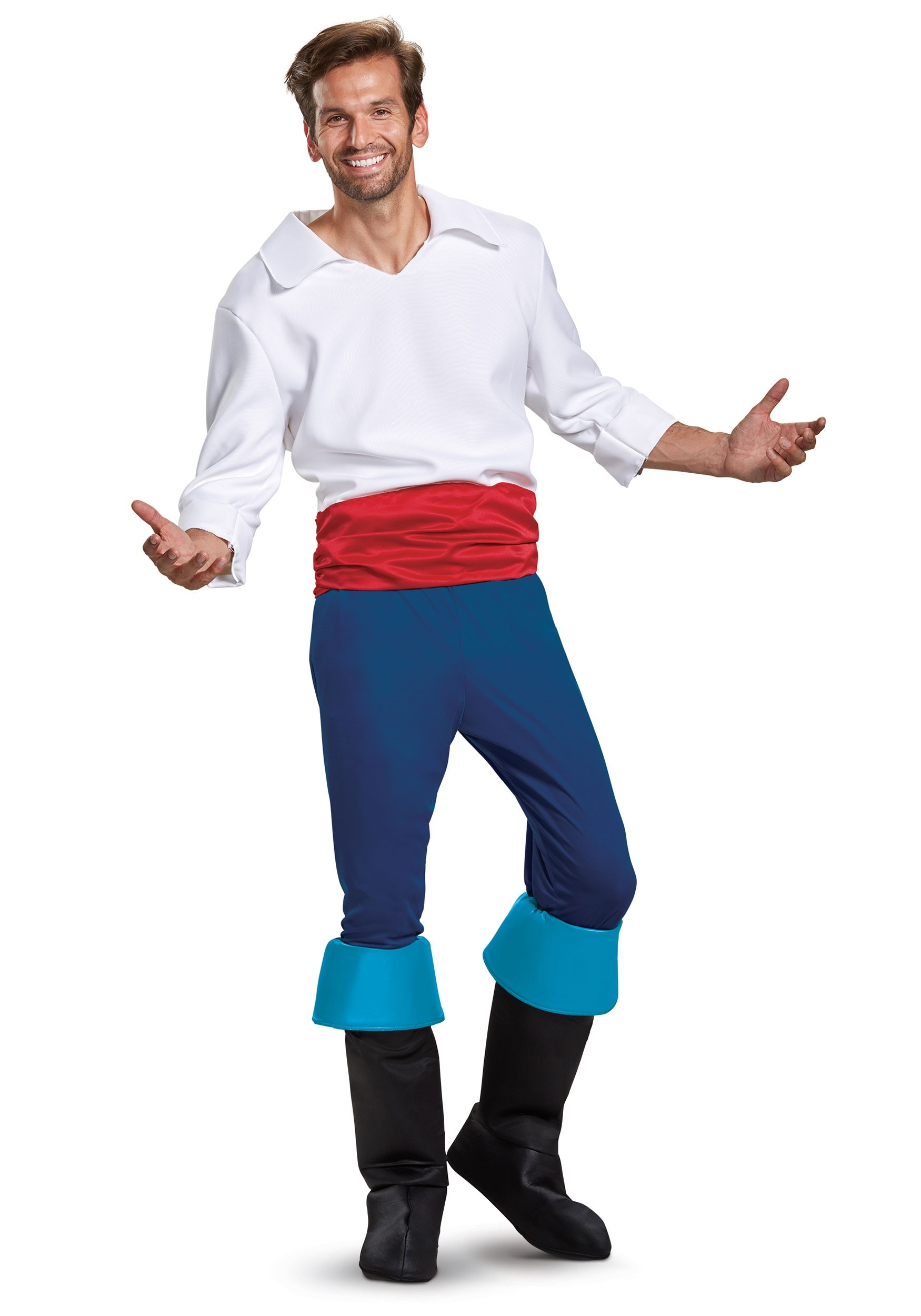 Prince Eric Disney Deluxe Costume for Men
