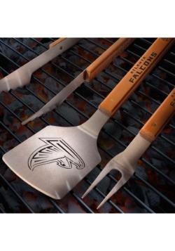 Atlanta Falcons Sportula 3-Piece BBQ Set