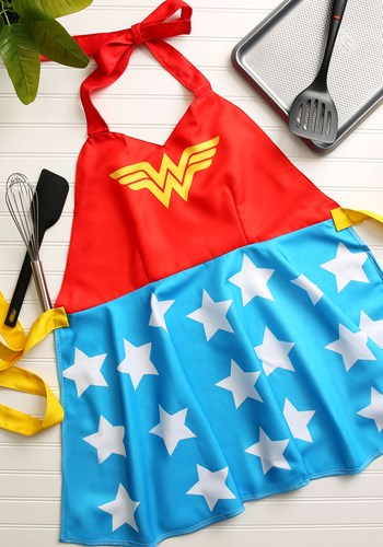 Wonder Woman Fashion Apron