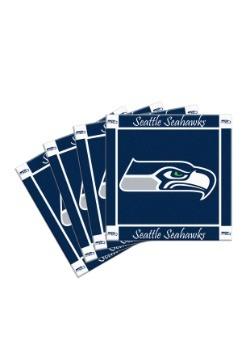 Seattle Seahawks 4-Pack Ceramic Coasters