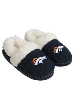Denver Broncos Team Color Moccasin