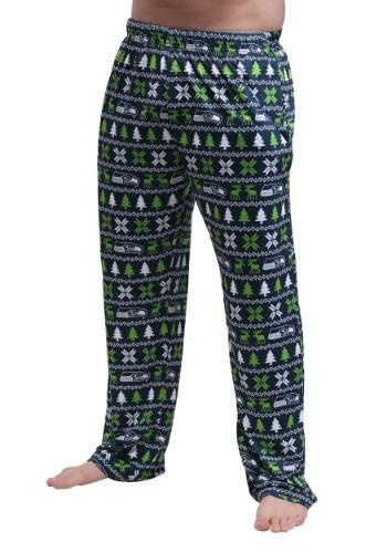 Seattle Seahawks Holiday Sweat Pants