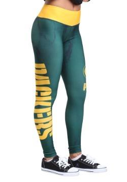 Green Bay Packers Marble Leggings