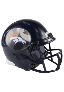 NFL Denver Broncos Helmet Bank