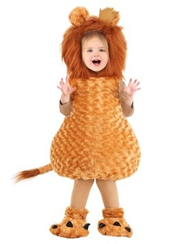Lion Bubble Toddler Costume
