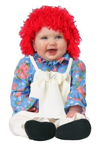 Raggedy Ann Infant Costume