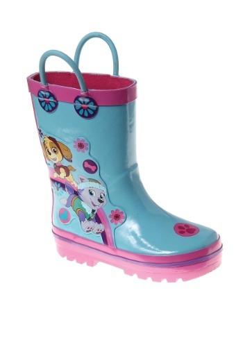 Paw Patrol Skye and Everest Girls Rain Boots