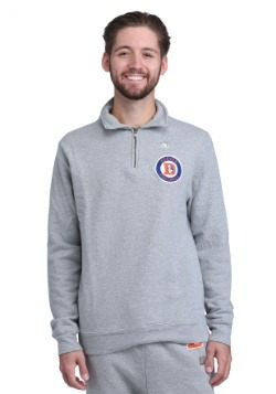 Denver Broncos Side Line Sweater Mens