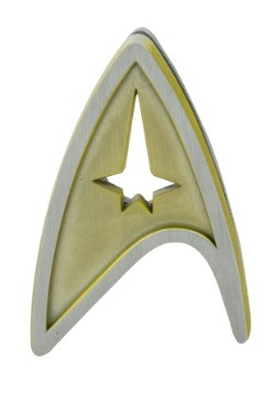 Star Trek Command Insignia Badge
