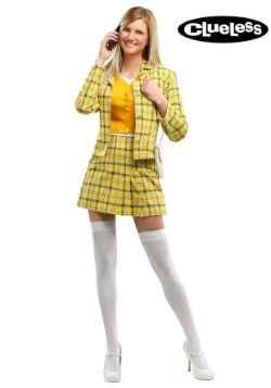 Women's Clueless Cher Plus Size Costume