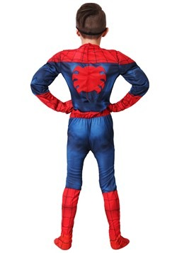 Marvel Toddler Spider-Man Costume Alt 8