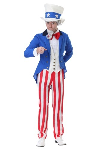 Adult Classic Uncle Sam Costume