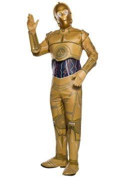 Adult Star Wars C-3PO Costume