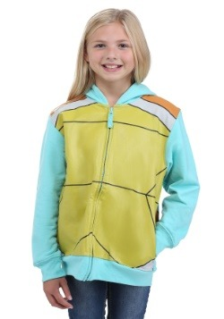 Pokemon Squirtle Kids Costume Hoodie