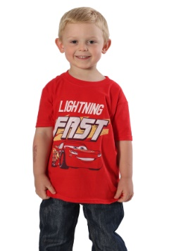 Cars 3 Lightning Fast Boys T-Shirt